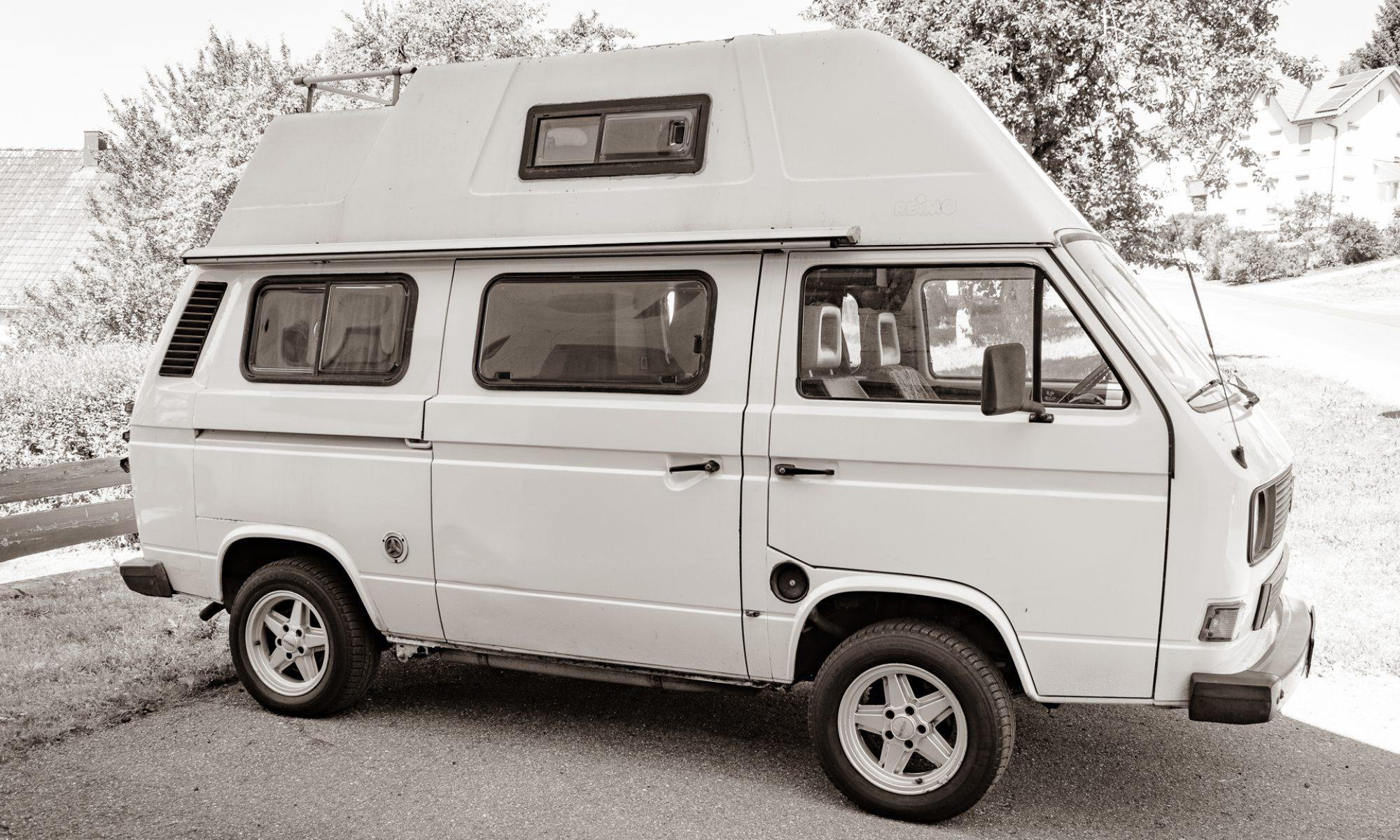 VW Bulli 1989